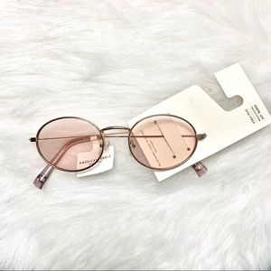 2/$30 AMERICAN EAGLE Rose Gold Sunnies